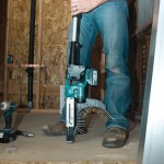 Makita XRF01 Action Shot 2