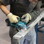 Makita XSC01 Action Shot 2
