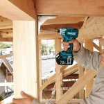 Makita XST01Z Action Shot 4