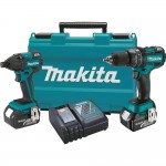 Makita XT248 Kit Shot