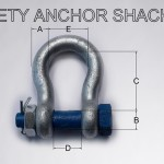 Saftey Anchor Shackle DimMap