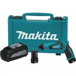 Makita DF010DSE Kit Shot