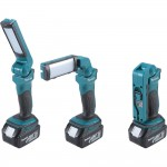 Makita DML801 Feature Shot (3 view compilation)