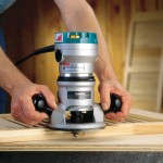 Makita RF1101KIT2 Action Shot 1