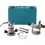 Makita RF1101KIT2 Kit Shot
